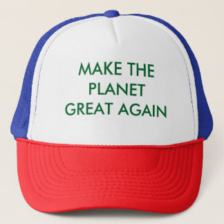Boné Faça o chapéu do camionista do excelente do