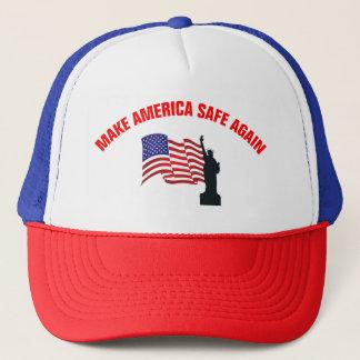 Boné Faça o cofre forte de América outra vez