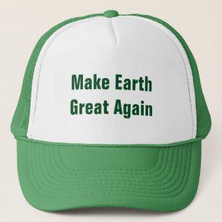Boné Faça o Dia da Terra do excelente da terra outra