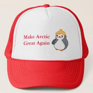 Boné Faça o excelente ártico outra vez salvar o chapéu