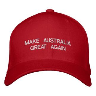 Boné Faça o excelente de Austrália outra vez