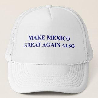 Boné Faça o excelente de México outra vez igualmente