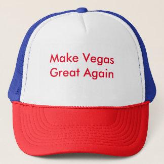 Boné Faça o excelente de Vegas outra vez