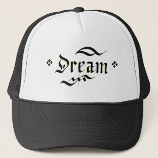 Boné Faça seu sonho vir verdadeiro