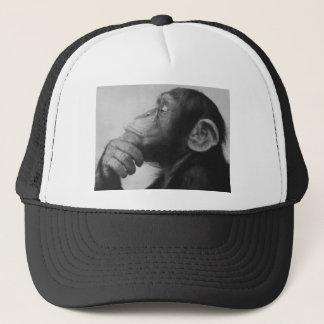 Boné faculdade do macaco