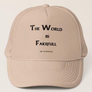 Boné Fake Cap