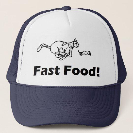 Boné Fast Food!