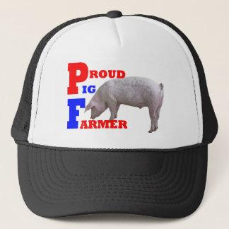 Boné Fazendeiro de porco