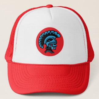 Boné Febre espartano - chapéu do camionista