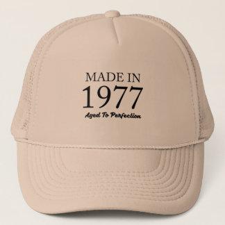Boné Feito em 1977