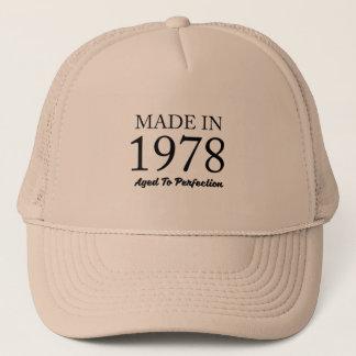 Boné Feito em 1978