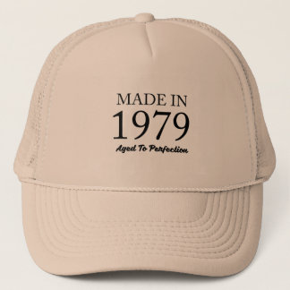 Boné Feito em 1979