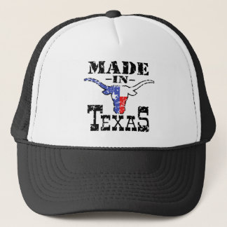 Boné Feito em Texas