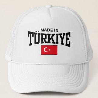 Boné Feito em Turkiye