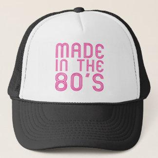 Boné Feito no anos 80