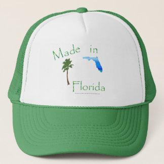 Boné Feito no chapéu de Florida