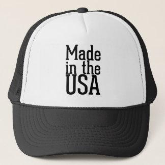 Boné Feito nos EUA