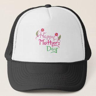 Boné Feliz dia das mães