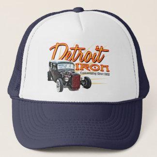 Boné Ferro de Detroit