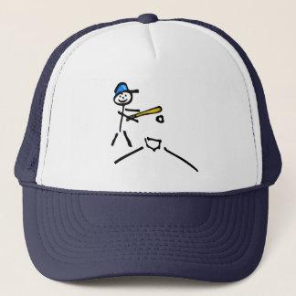Boné Figura da vara do basebol