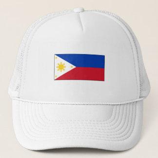 Boné Filipinas EMBANDEIRAM o International