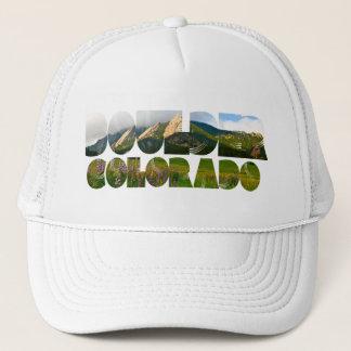 Boné Flairons, Boulder Colorado