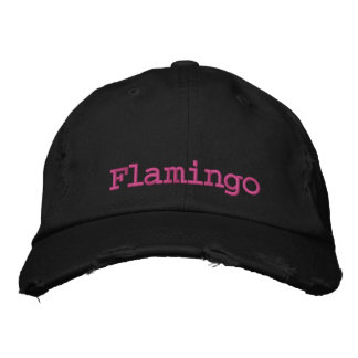 Boné Flamingo