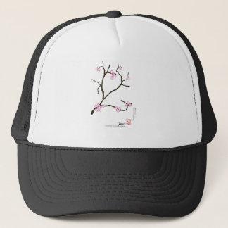 Boné Flor 1 de Tony Fernandes Sakura