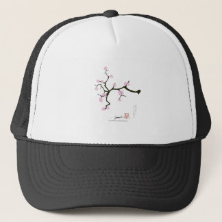 Boné Flor 2 de Tony Fernandes Sakura