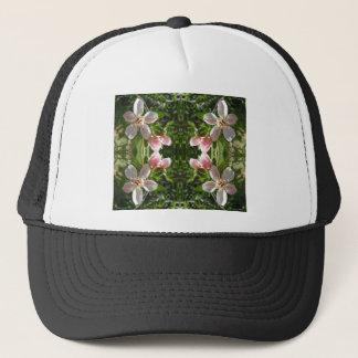 Boné Flor -4a do primavera