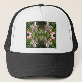 Boné Flor -4b do primavera
