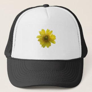 Boné Flor amarela