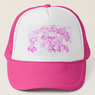 Boné Flor cor-de-rosa do Dogwood