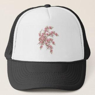 Boné Flor de cerejeira