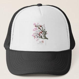 Boné flor de cerejeira 11 Tony Fernandes