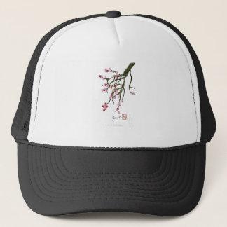 Boné flor de cerejeira 12 Tony Fernandes