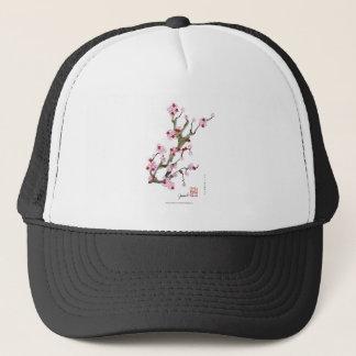 Boné Flor de cerejeira 16 Tony Fernandes