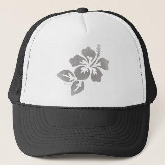 Boné Flor de Havaí