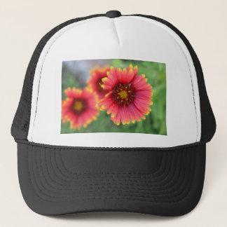 Boné Flor pinta 2 do primavera