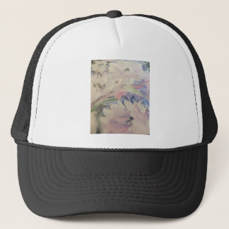 Boné Floral Pastel