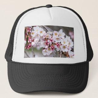 Boné Flores de cerejeira