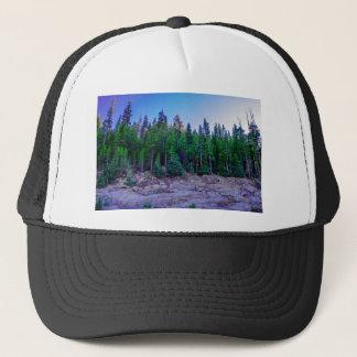 Boné Floresta & céu do vale de Yosemite