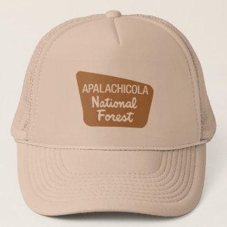 Boné Floresta nacional de Apalachicola (sinal)