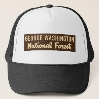 Boné Floresta nacional de George Washington