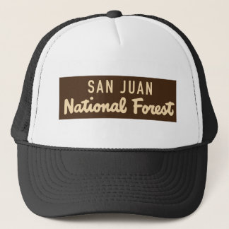 Boné Floresta nacional de San Juan