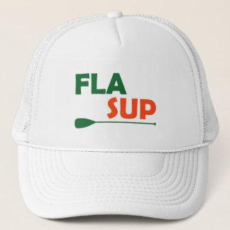 Boné Florida está acima de remo