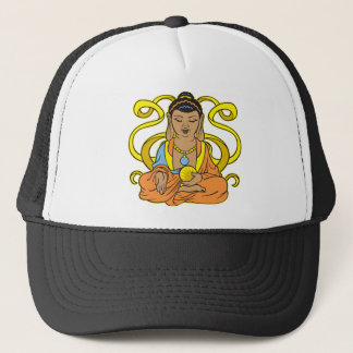 Boné Fluxo de energia de Buddha