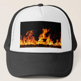 Boné fogo quente