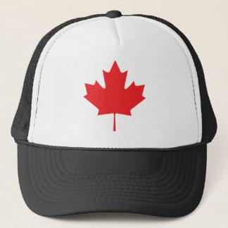 Boné Folha de bordo canadense