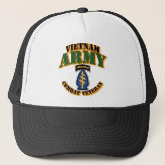 Boné Forças especiais Vietnam - veterinário do combate